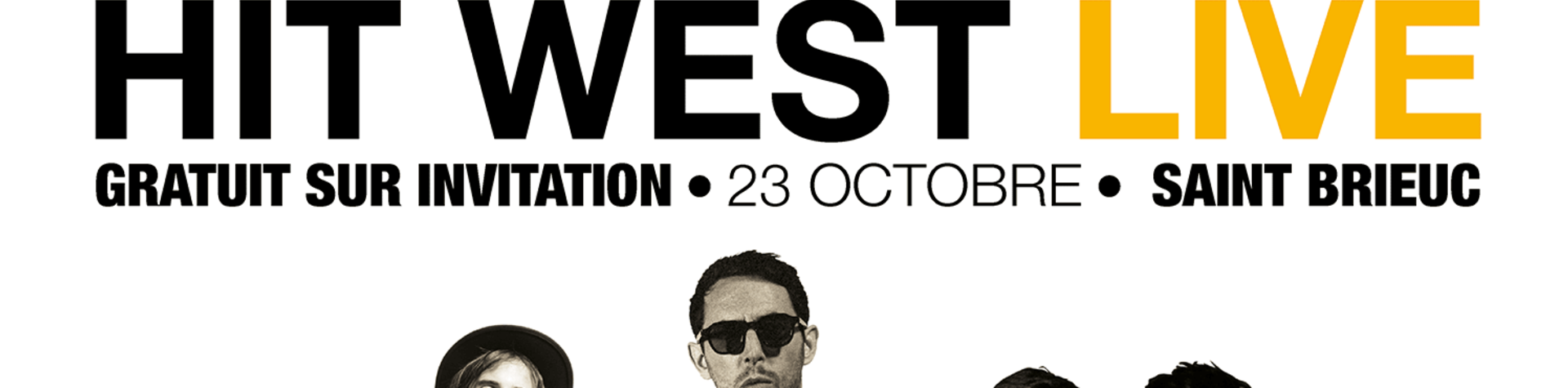 Hit west live 23 octobre palais des congres st brieuc hermione