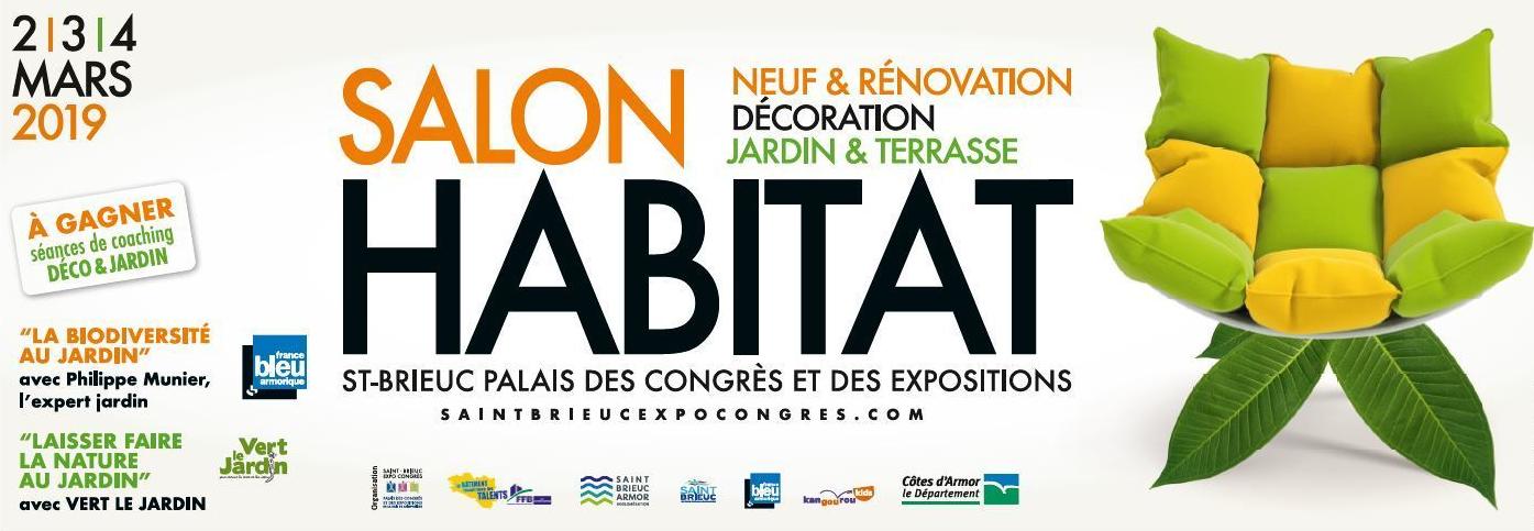 Salon Habitat 2 3 Et 4 Mars 2019 Saint Brieuc Expo Congres